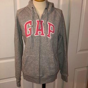 Like new GAP zip-up hoodie!!